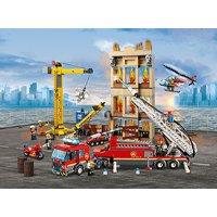 Lego 消防救援队 - 60216 | City系列