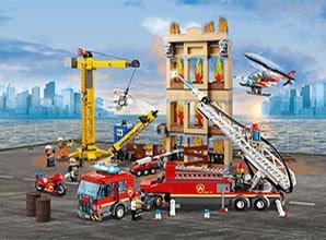 消防救援队 - 60216   City系列