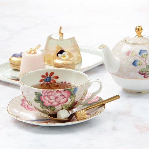 低至5折 收绝美杜鹃花系列Wedgwood 英国皇家御用瓷器 在家也能喝精致下午茶
