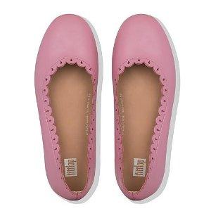 FitFlop平价Chloe花瓣芭蕾鞋