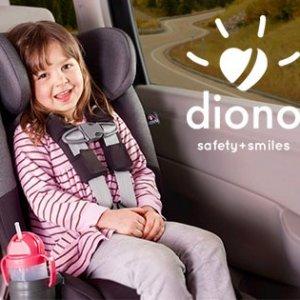5.3折起 Quantum推车$368Diono 高景观婴儿推车、儿童安全座椅热卖 Radian 3R 安全座椅$280