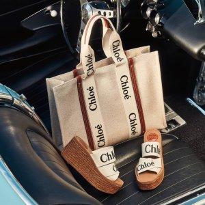 $375起 凉鞋多色可选Chloe 时尚专场 大热托特包$1050+送$225礼卡