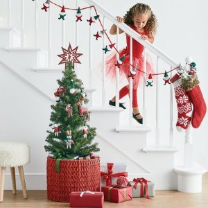 Save $25 when you Spend $75 on Christmas Decors in the Wondershop
