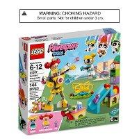 Lego Powerpuff Girls系列 泡泡游戏场套装 41287