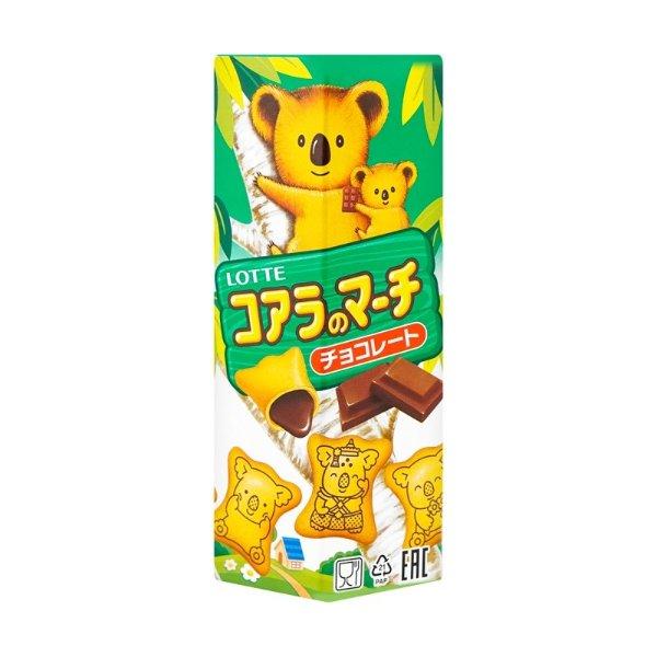 LOTTE乐天 考拉巧克力夹心饼干 37g
