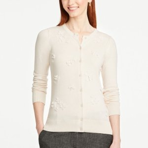 Buy 1 Get 2 Free + Extra 15% Off $100Last Day: Ann Taylor Factory Women's Top Sweateron Sale