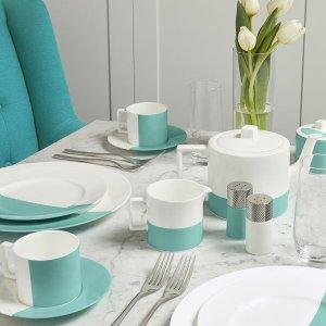 每周五可预订 约会打卡走起Tiffany 欧洲第一家Blue Box 极致浪漫咖啡馆开业