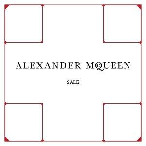 低至6折 小白鞋断码热抢中Alexander McQueen 官网年终大促热卖