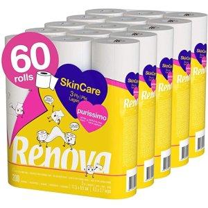 Renova60卷 护肤版 3层