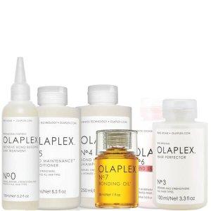 Olaplex修护套组