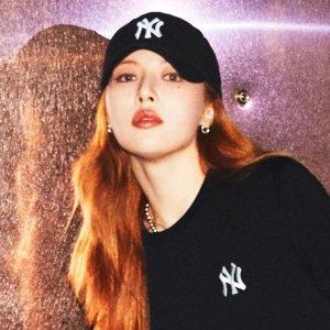 低至2.9折 €13收MLB棒球帽New Era 休闲运动潮牌 收泫雅、EXO同款棒球帽 凹造型潮酷利器