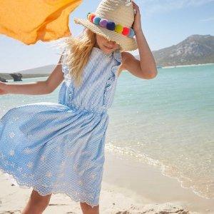 包邮无税 最后机会折扣升级:Mini Boden官网 英伦高品质童装低至4折夏季清仓