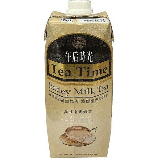 午后时光英式金麦奶茶 16.9oz