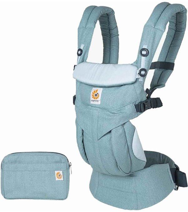 Omni 360 婴儿背带 淡蓝色