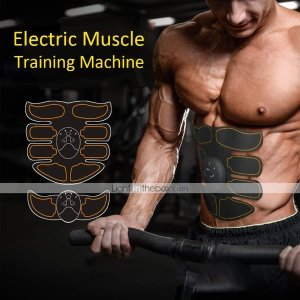 电子腹肌训练仪