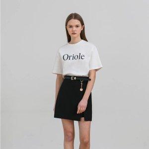 4折起+额外9折Wconcept 夏季短裙专场 天鹅绒半身裙£35