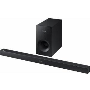现价€119.99(原价€179)三星 HW-K335 / ZG 2.1 Soundbar 特价