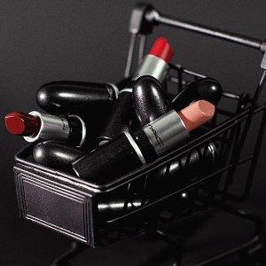 MAC Cosmetics 精选子弹头唇膏热卖 收Marrakesh、Chili