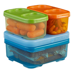 史低价 $4.98Rubbermaid LunchBlox 儿童午餐盒套装