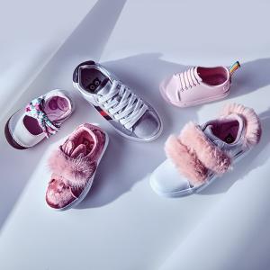 低至4折 超多 Mini melissa即将截止:Burberry、Mini Melissa、New Balance 等品牌儿童运动鞋、皮鞋、休闲鞋等优惠