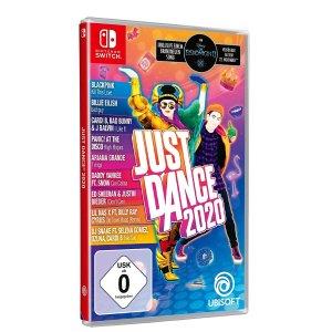 折后仅售€29.99 原价€44.99 强烈推荐在家减脂必备史低价:宅家健身必备 超级燃脂还有效《Just Dance 2020》Switch