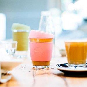 全场75折 $10.5起Joco Cup Kate Spade Keep Cup等小众文艺咖啡杯  喝有格调的咖啡
