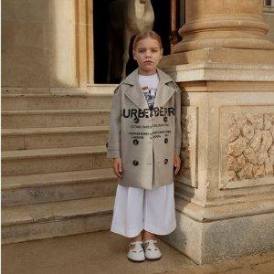 7折最后一天:Burberry童装上新热卖 部分款价格低于官网
