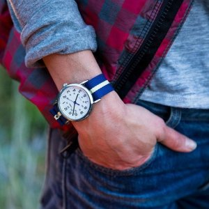 20% OffAll Weekender Watches and Straps @ Timex