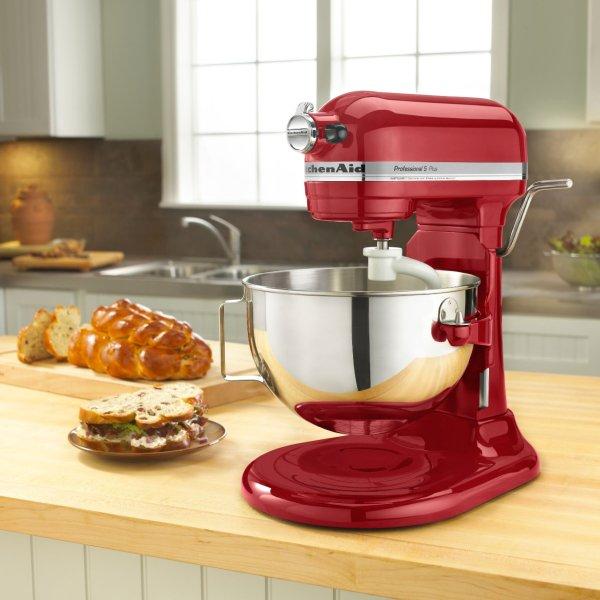 Pro 5系列专业大马力5夸脱厨师机