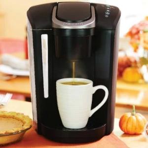 $54.14Keurig K-Select 单杯胶囊咖啡机 黑色款
