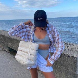 低至5折+额外8.5折 短袖$13ASOS 机能高街风女装 甜酷休闲指南 卫衣$28 bm风短袖$18