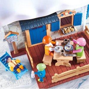 低至7.5折Playmobil 德国儿童创造性拼装玩具情人节特惠 让生活在别处