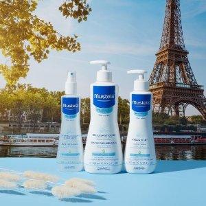 全场享8.5折最后一天:Mustela 法国妙思乐母婴洗护产品十二月特卖