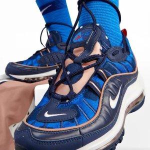 低至5折 $29.99收魔术贴款Nike 童鞋 小脚妹子福利 一脚定天下