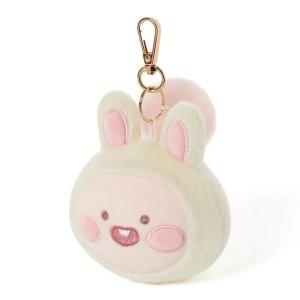 KAKAO FRIENDS小兔子钥匙扣太可爱! - Pompom Friends, Rabbit Apeach