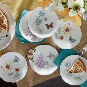 LenoxButterfly Meadow® 6-piece Party Plate Set