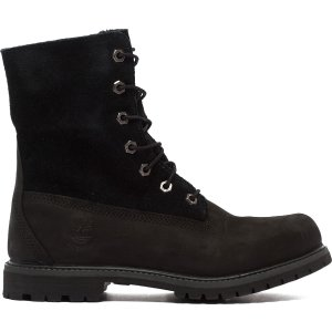 Timberland羊毛长靴