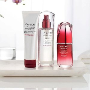 40% Off Selected SetsMacys Offers Shiseido Sale