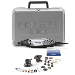 $44.98(原价69.06)限今天:Dremel 旋转打磨工具套装促销 含28个配件