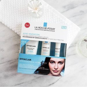 La Roche-Posay EFFACLAR ACNE TREATMENT SYSTEM