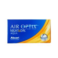 Air Optix 月抛隐形眼镜 6片