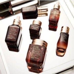 满$75立减$15+送7件好礼Estee Lauder 美妆护肤品热卖 收小棕瓶精华