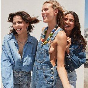 低至2.5折 £20收小格子吊带裙Urban Outfitters 夏季大促继续 Champion、拍立得都有!