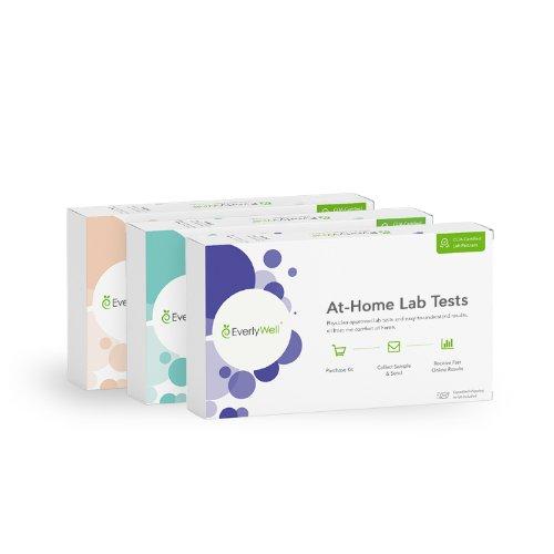 EverlyWell家庭健康化验室测试套件(微众测)