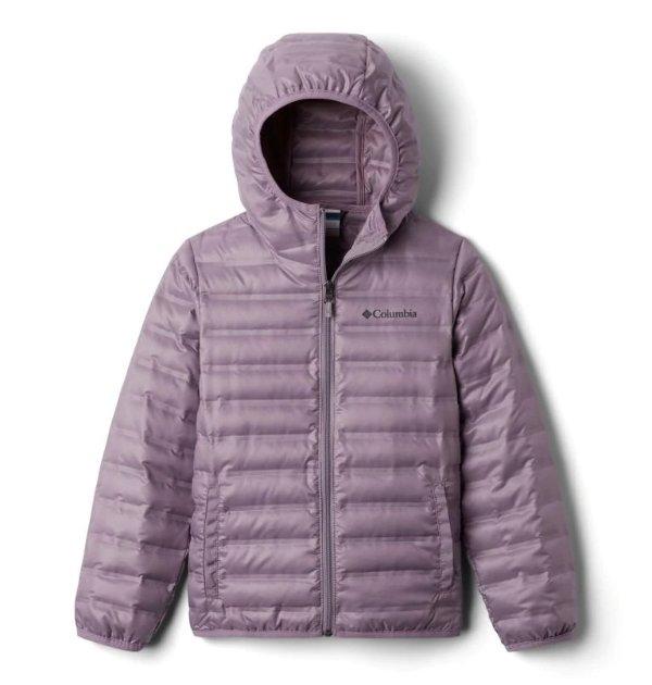 儿童保暖羽绒外套