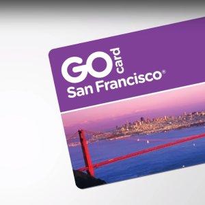 变相额外9折 比官网还便宜Groupon官网 旧金山Go City景点一卡通惊喜好价