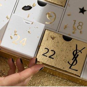 YSL、CT限定已上架2021 圣诞限定哪里买   各大品牌圣诞限定提前曝光