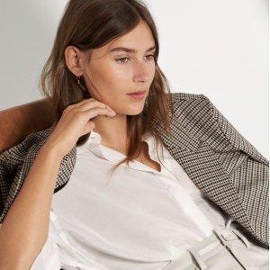 H&M 新款美衣美裙特卖 折扣区折上折热卖