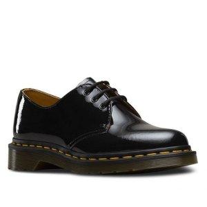 Dr Martens女款 1461 Patent漆皮德比鞋