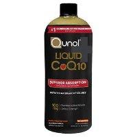 Qunol 液体辅酶CoQ10 100 mg., 30.4 Oz